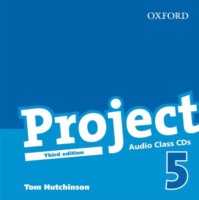 Project, 3rd Edition 5 Class Class Audio CD's /2/