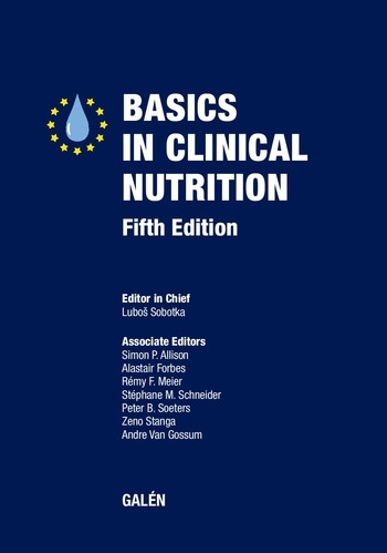 Basics in clinical nutrition, Fifth edition