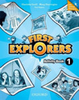 First Explorers 1 Activity Book + Online Practice