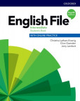 New English File 4th Edition Intermediate Student's Book with Online Practice