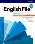 New English File 4th Edition Pre-Intermediate Student's Book with Online Practice