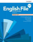 New English File 4th Edition Pre-Intermediate Workbook without Key