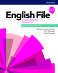 New English File 4th Edition Intermediate Plus Student's Book Pack