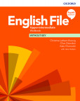 New English File 4th Edition Upper-Intermediate Workbook without Key