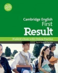Cambridge English First Result Student's Book + Online