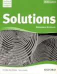 Solutions 2nd Edition Elementary Workbook SK Edition