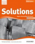 Solutions 2nd Edition Upper-Intermediate Workbook SK Edition