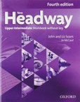 New Headway Upper-Intermediate 4th Workbook without Key