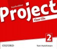 Project, 4th Edition 2 Class CDs