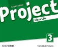 Project, 4th Edition 3 Class CDs