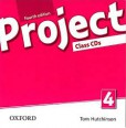 Project, 4th Edition 4 Class CDs