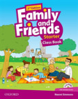 Family and Friends 2nd Edition Starter Class Book