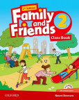 Family and Friends 2nd Edition 2 Class Book