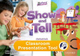 Show and Tell 3 Classroom Presentation Tools (for Student's Book)