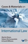 Cases and Materials on International Law 5th ed.