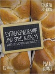Enterpreneurship and Small Business