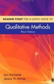 README FIRST for a User´s Guide to Qualitative Methods