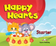 Happy Hearts Starter - Pupil´s Book(+ Stickers, Press Outs and multi-ROM PAL)