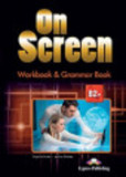 On Screen B2+ - Worbook and Grammar with Digibook App. + ieBook (Black edition)