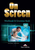 On Screen C1 - Worbook and Grammar Revised with Digibook App. + ieBook (Black edition)