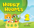 Happy Hearts 2 - pupil´s Book (+ Stickers, Press outs, Extra optional units and multi-ROM)