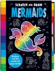 Mermaids - Scratch and Draw
