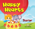 Happy Hearts Starter - Pupil´s Book (+Stickers and Press outs)