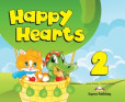 Happy Hearts 2 - Pupil´s Book (+ Stickers, Press outs and optionals)