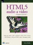 HTML5 - audio a video