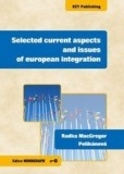 Selected current aspects and issues of european integration