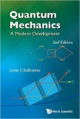 Quantum Mechanics: A Modern Development 2014