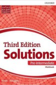 Maturita Solutions, 3rd Edition Pre-Intermediate Workbook (SK Edition)
