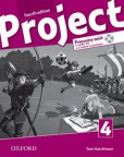 Project, 4th Edition 4 Workbook + CD (SK Edition) + Online Practice