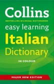 Collins Easy Learning Italian Dictionary, 3rd Edition