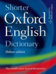 Shorter Oxford English Dictionary - Deluxe Edition (incl. CD)