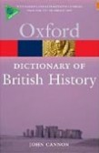 Oxford Dictionary of British History