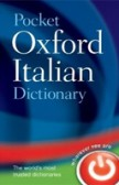 Pocket Oxford Italian Dictionary 4th Ed. PB