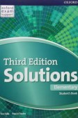 Maturita Solutions 3rd Edition Elementary Student's Book (SK Edition)