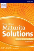 Maturita Solutions 3rd Edition Upp-Intermediate Students Book SK