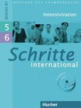 Schritte International 5 & 6 Intensivtrainer + CD