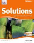 Solutions 2nd Edition Upper-Intermediate Student´s Book
