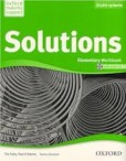 Solutions 2nd Edition Elementary Workbook + CD (SK Edition)