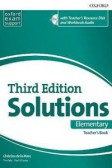 Maturita Solutions 3rd Edition Elementary Teacher's Book Pack